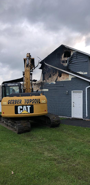 Oneida Demolition