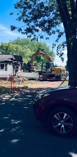 Gerber Topsoil LLC pond digging and filling